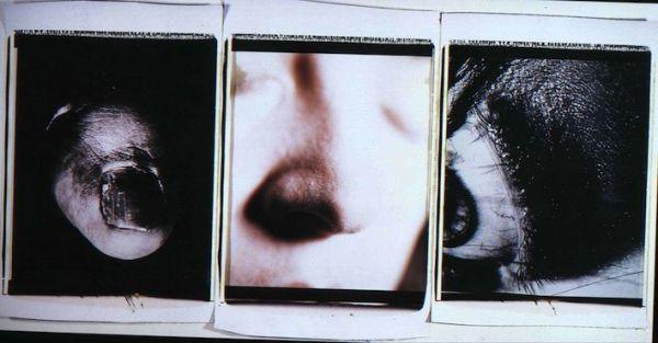 Davide Mosconi-Trittico dell'unghia, naso, palpebra, dal ciclo