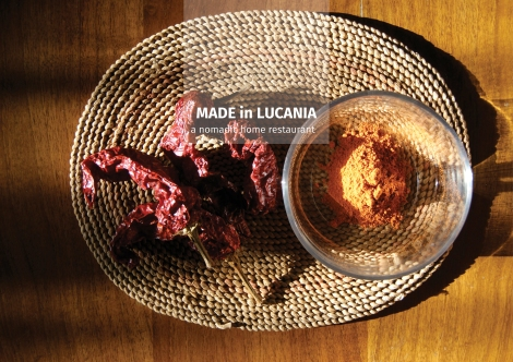 """Made in Lucania"" project"